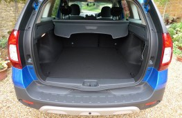 Dacia Logan Stepway, boot 1